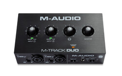M-Audio - M-AUDIO M-Track Duo