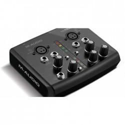 M-Audio - M-Track Plus USB Harici Ses Kartı