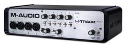 M-Audio - M-Track QUAD Enstrüman Girişli Ses Kartı