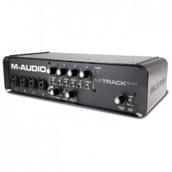M-Audio - M-Track QUAD USB Harici Ses Kartı