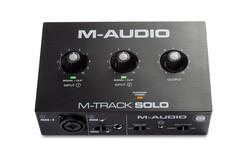 M-Audio - M-AUDIO M-Track Solo