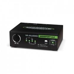 M-Audio - Midisport 2x2 USB Midi Arabirim