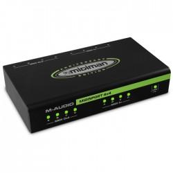 M-Audio - Midisport 4x4 USB Midi Arabirim