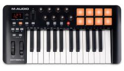 M-Audio - Oxygen 25 V4 25 tuş MIDI Controller Keyboard