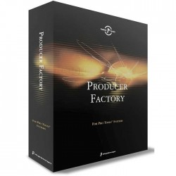 M-Audio - Producer Factory Bundle 5li Protools Ek Paketi