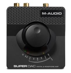 M-Audio - M-Audio Super DAC Yüksek kaliteli Ses Kartı