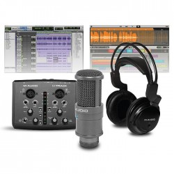 M-Audio - Vocal Studio Pro Home Stüdyo Paketi