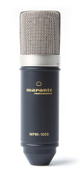 Marantz - MARANTZ MPM-1000 PROFESYONEL CONDENSER MİKROFON