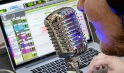 Retro Cast Usb Mikrofon - Thumbnail