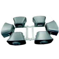 Maydanoz - Araç Üstü Ses Sistemi 6 lı Komple Set Paket