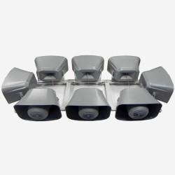 Maydanoz - Araç Üstü Ses Sistemi 8 li Komple Set Paket