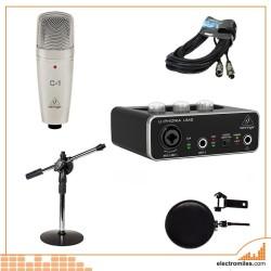 Maydanoz - Home Stüdyo Kayıt Paketi V2