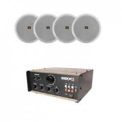 Maydanoz - Kafe Ses Sistemi ( Küçük ve orta ölçek )