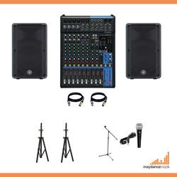 Maydanoz - Canlı Müzik Ses sistemi Paketi - 2 ( Düğün, konferas.. Vb. )