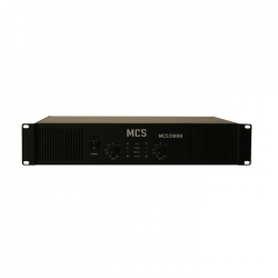 Mcs - 3000 Power Amfi