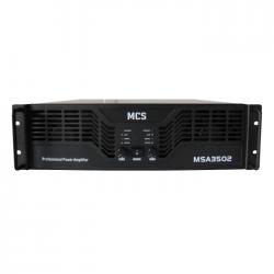 Mcs - 3502 Power Amfi