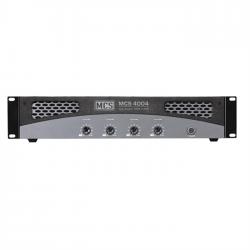 Mcs - 4004 Dijital Power Amfi