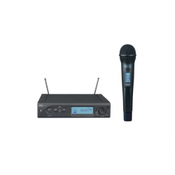 Mcs - HS-81TD UHF Dijital Tekli Telsiz mikrofon