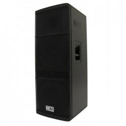Mcs - Mega 215 Kule Kabin 1600W 2x15 inç 3 inç Tweeter