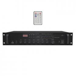 Mcs - PA-Z300U USB Zone Mikser Amfi