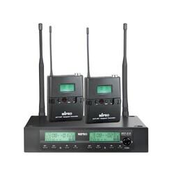 Mipro - Act -312 Yaka 2′li Telsiz Yaka Mikrofonu