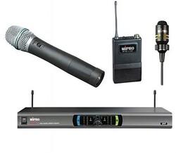 Mipro - MR-823 El ve Yaka Tipi Telsiz Mikrofon