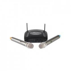 Mito - VHFEE VHF 2 Kanal VU Metreli Alıcı