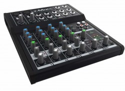 Mackie - Mix8 8 girişili 4 Kanallı Deck Mikser