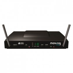 DB Technologies - MOVING ONE B UHF Telsiz Mikrofon