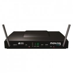 DB Technologies - MOVING ONE H UHF El Tipi Telsiz Mikrofon