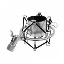 MXL Microphones - MXL-57 (Silver) Shockmount
