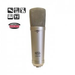 MXL Microphones - 2010 Dual kapsül (25mm) Kapasitif Mikrofon
