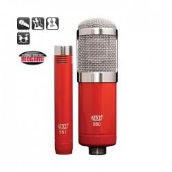 MXL Microphones - 550/551R Mikrofonlardan Oluşan Paket
