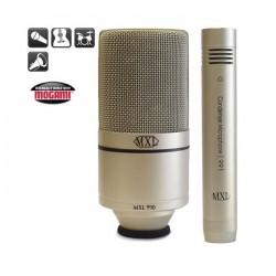 MXL Microphones - 990/991 Mikrofonlardan Oluşan Kapasitif Mikrofon Paketi