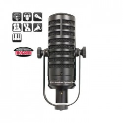 MXL Microphones - BCD-1 Live Broadcast Dinamik Mikrofon