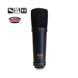 MXL Microphones - 2001 Geniş Diyafram Kondenser Mikrofon