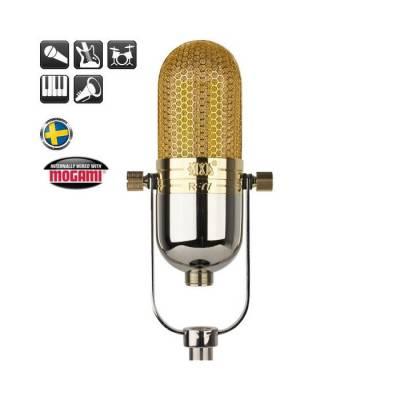 R77 L Klasik Ribbon Mikrofon