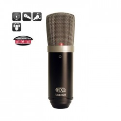 MXL Microphones - USB 008 USB Kodek Kapasitif Mikrofon