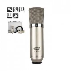 MXL Microphones - V76T Kardioid Tube Kondenser Mikrofon