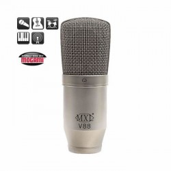 MXL Microphones - V88 32mm Kapasitif Mikrofon