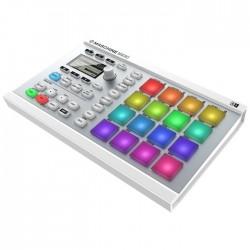 Native Ins. - Maschine Mikro MK2 Midi Kontrol Cihazı (Beyaz)