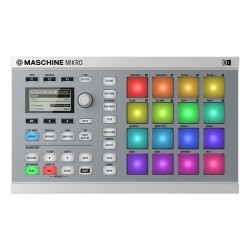 Native Ins. - Maschine MK2 Midi Kontrol Cihazı (Beyaz)