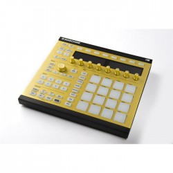 Native Ins. - Maschine Custom Kit (Solid Gold)