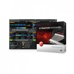 Native Ins. - Traktor Scratch A10