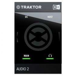 Native Ins. - Traktor Audio 2 MK2 2 Kanal Mini Ses Kartı