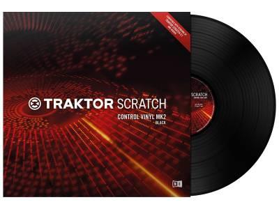 Traktor Scratch MK2 Control Vinyl