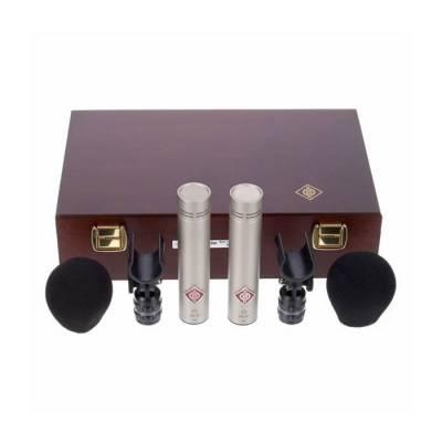 KM 184 Stereo Set Kardioid Kondenser Mikrofon