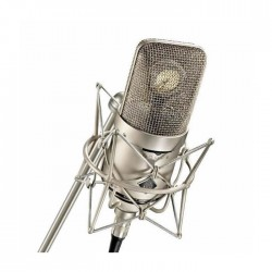 Neumann - M 149 Tube Set Geniş Diyafram Transformatörsüz Lambalı Kapasitif Mikrofon