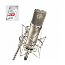 Neumann - U87 Ai Studio Set Geniş Diyafram Kapasitif Mikrofon