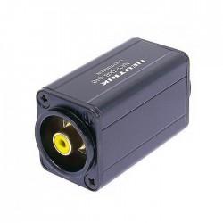 Neutrik - NA2BBNC-D4B Jak Dönüştürücü BNC Soket i RCA Soket e